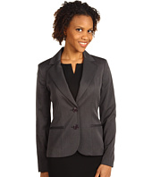 Anne Klein - Two Button Suit Jacket