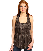 ISDA & CO - Crinkle Shine S/L Top
