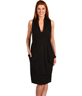 ISDA & CO - Linen Jersey V-Neck Dress