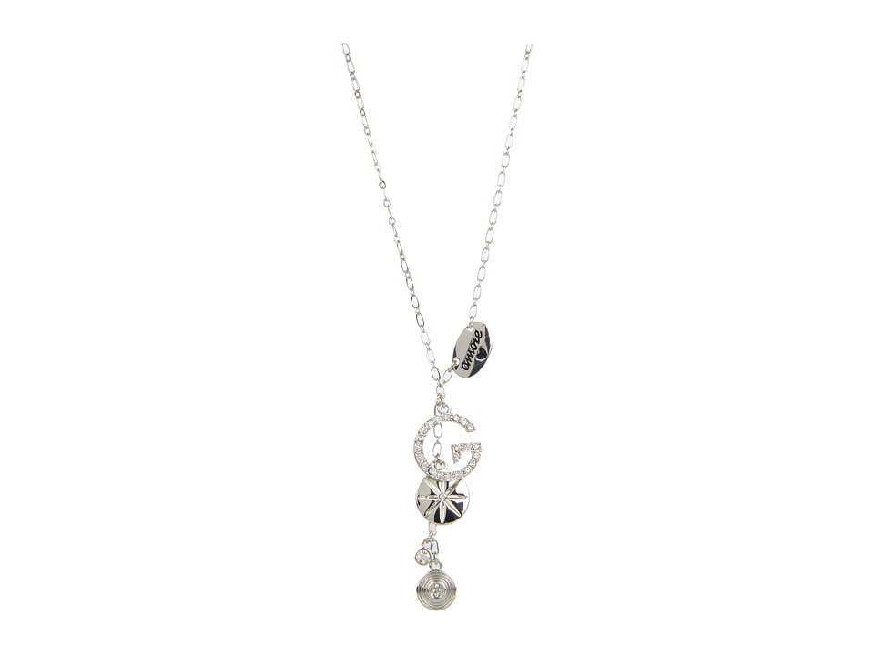GUESS - 11982-21 (Silver) Necklace