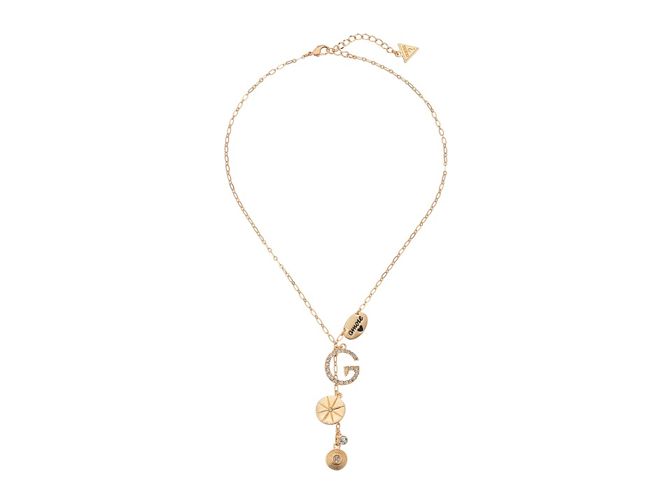GUESS - 95364-21 (Gold) Necklace