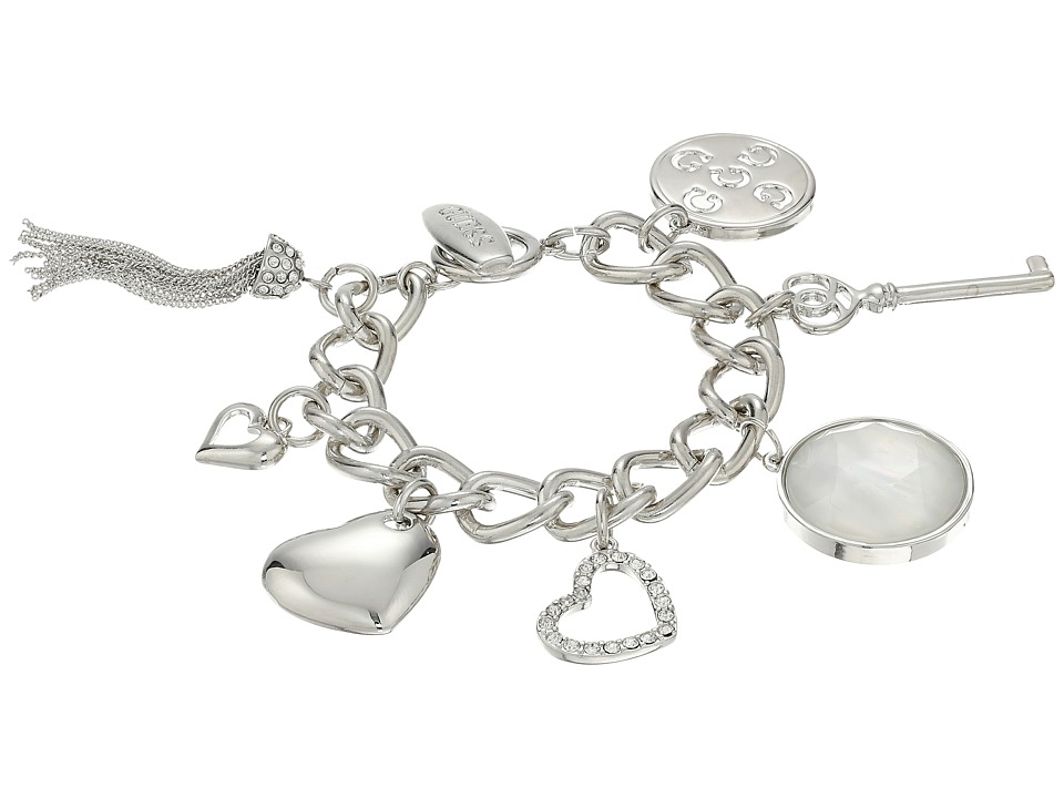 GUESS 63464 21 Silver Multi Bracelet