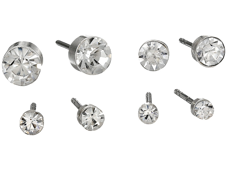 GUESS - 82104304 (Crystal/Silver) Earring