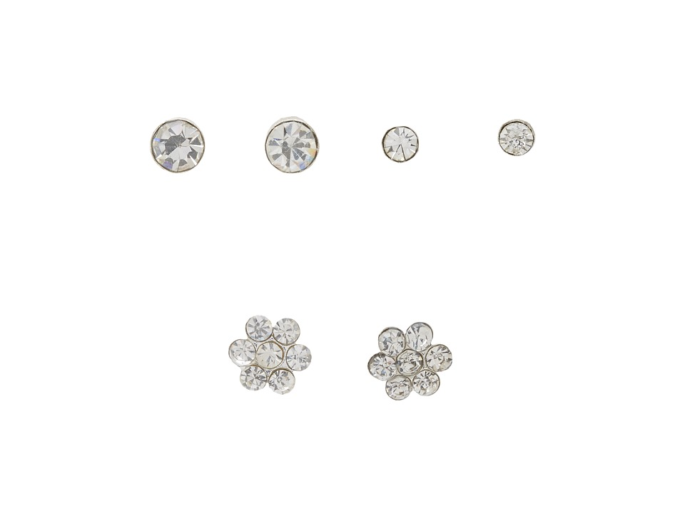 GUESS - 82075504 (Crystal/Silver) Earring