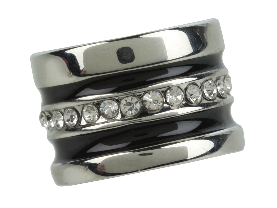 GUESS - 89114891 (Gunmetal/Silver) Ring