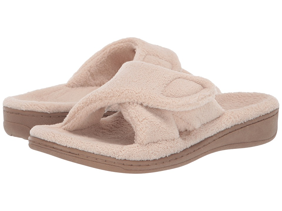 VIONIC Relax (Tan) Slippers