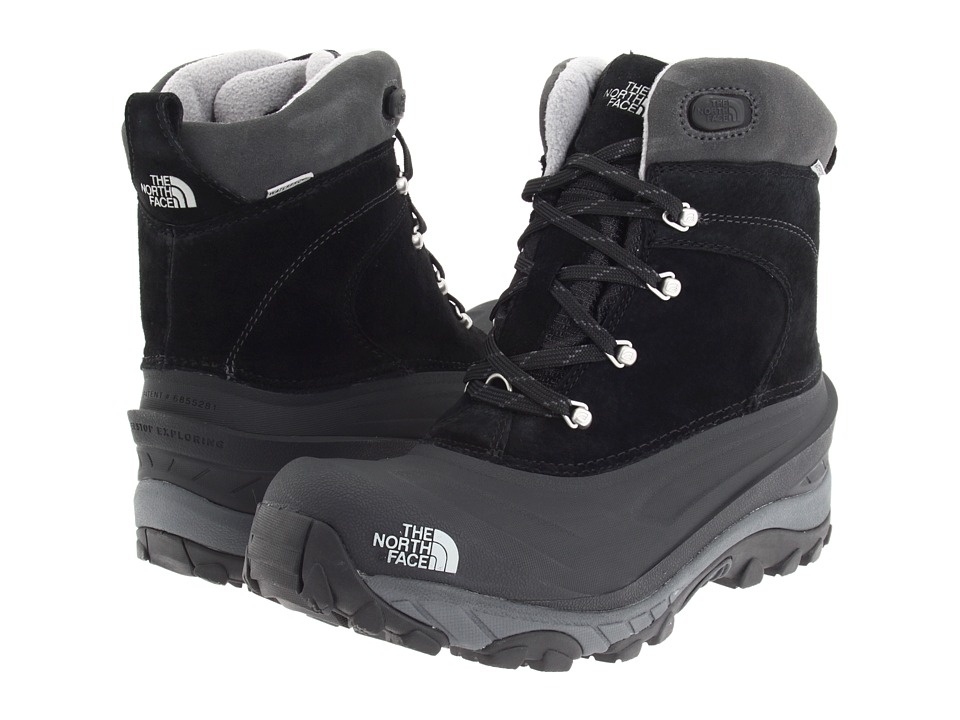 The North Face Chilkat II (Black/Griffin Grey) Men
