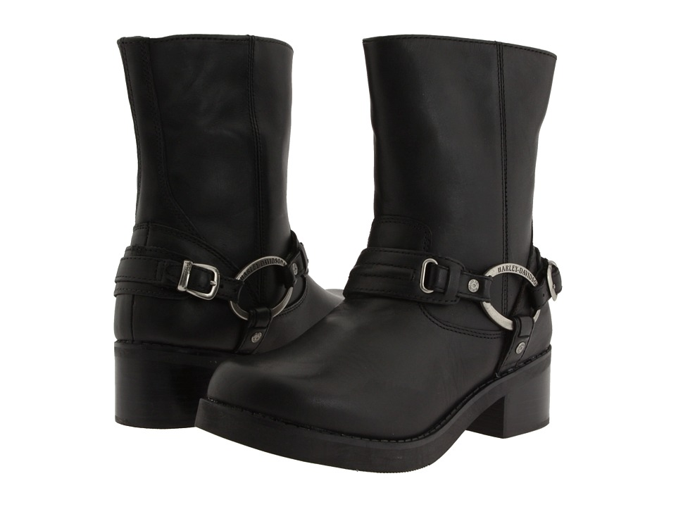 Harley-Davidson Christa Boot (Black) Women