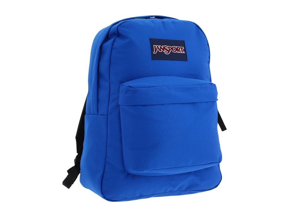 JanSport - SuperBreak (Blue Streak) Backpack Bags