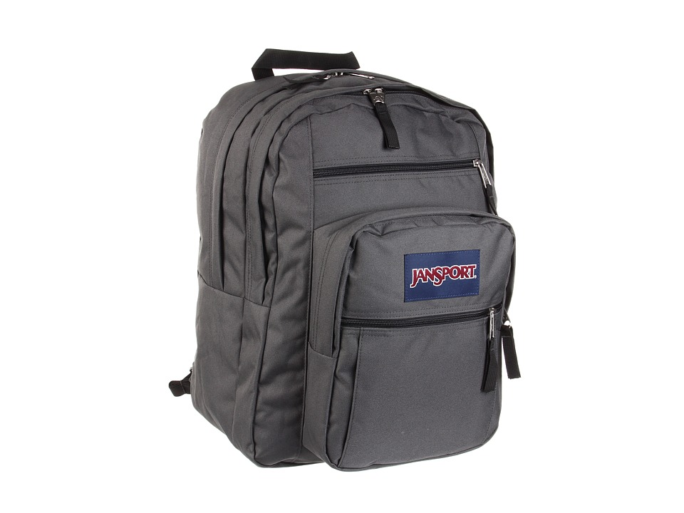 JanSport - Big Student (Forge Grey) Backpack Bags
