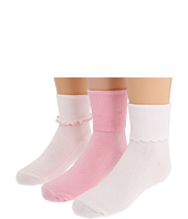 Jefferies Socks - Tiny Trim 6-Pair Pack (Toddler/Youth)