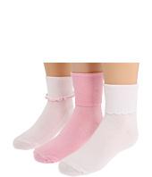 Jefferies Socks - Tiny Trim 6-Pair Pack (Toddler/Little Kid/Big Kid)