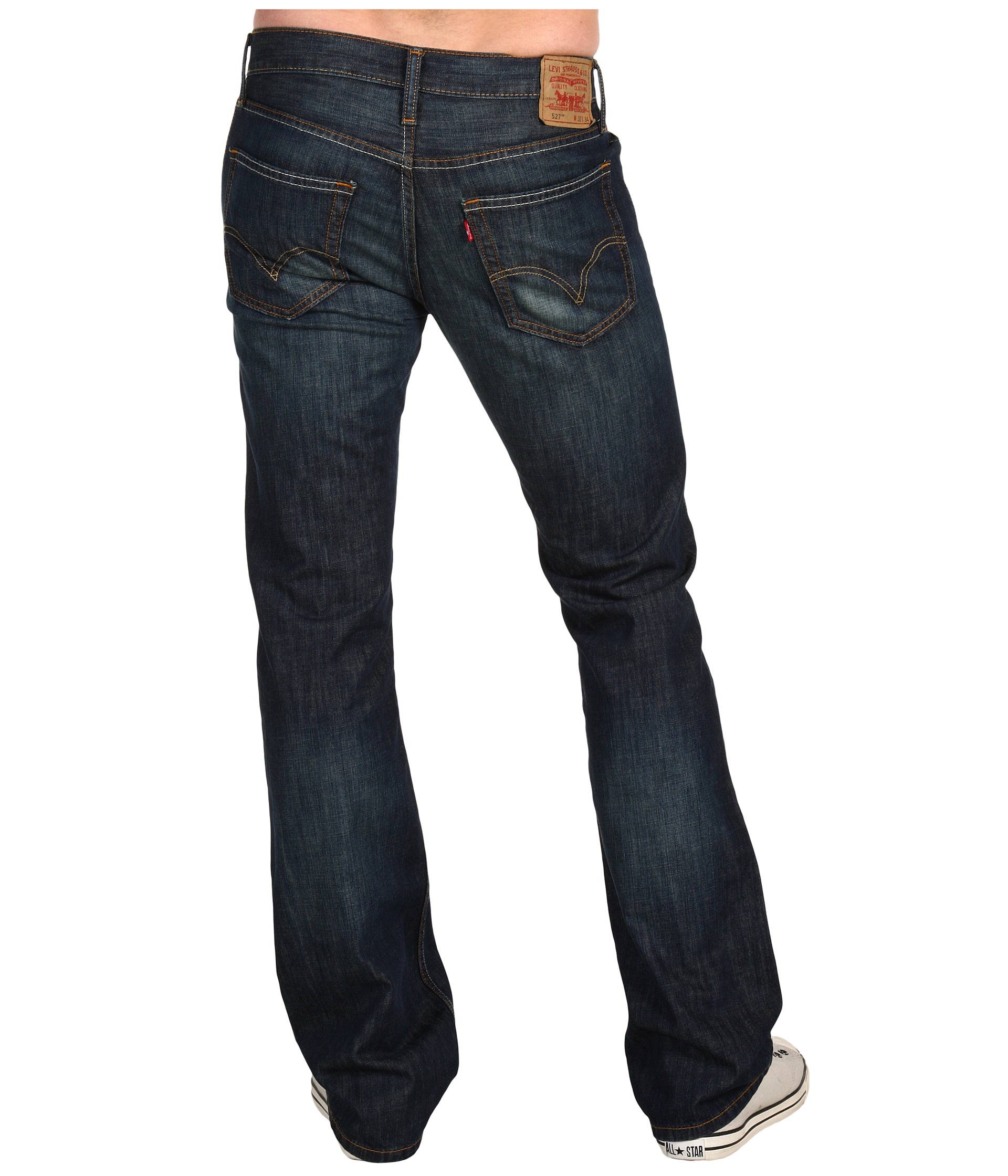Levi&39s® Mens 527™ Slim Bootcut - Zappos.com Free Shipping BOTH Ways