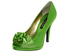 Nina - Evelixa (Apple Green Satin) - Footwear
