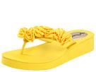 Nina - Hilaria (Canary Satin) - Footwear