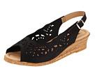 Spring Step - Orella (Black Nubuck)