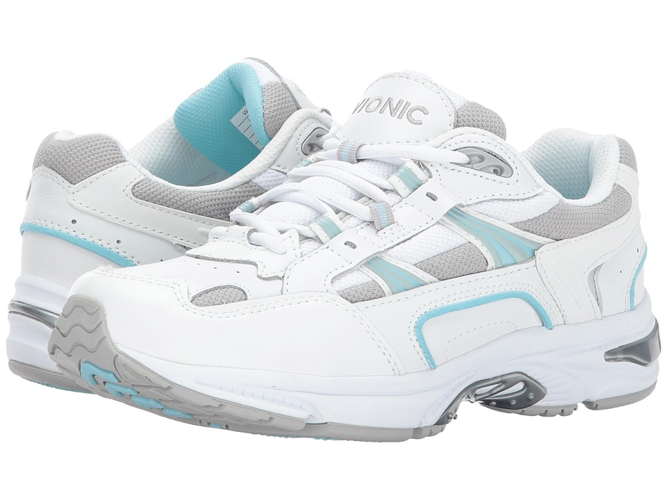 VIONIC Walker (White/Blue) Women's Shoes