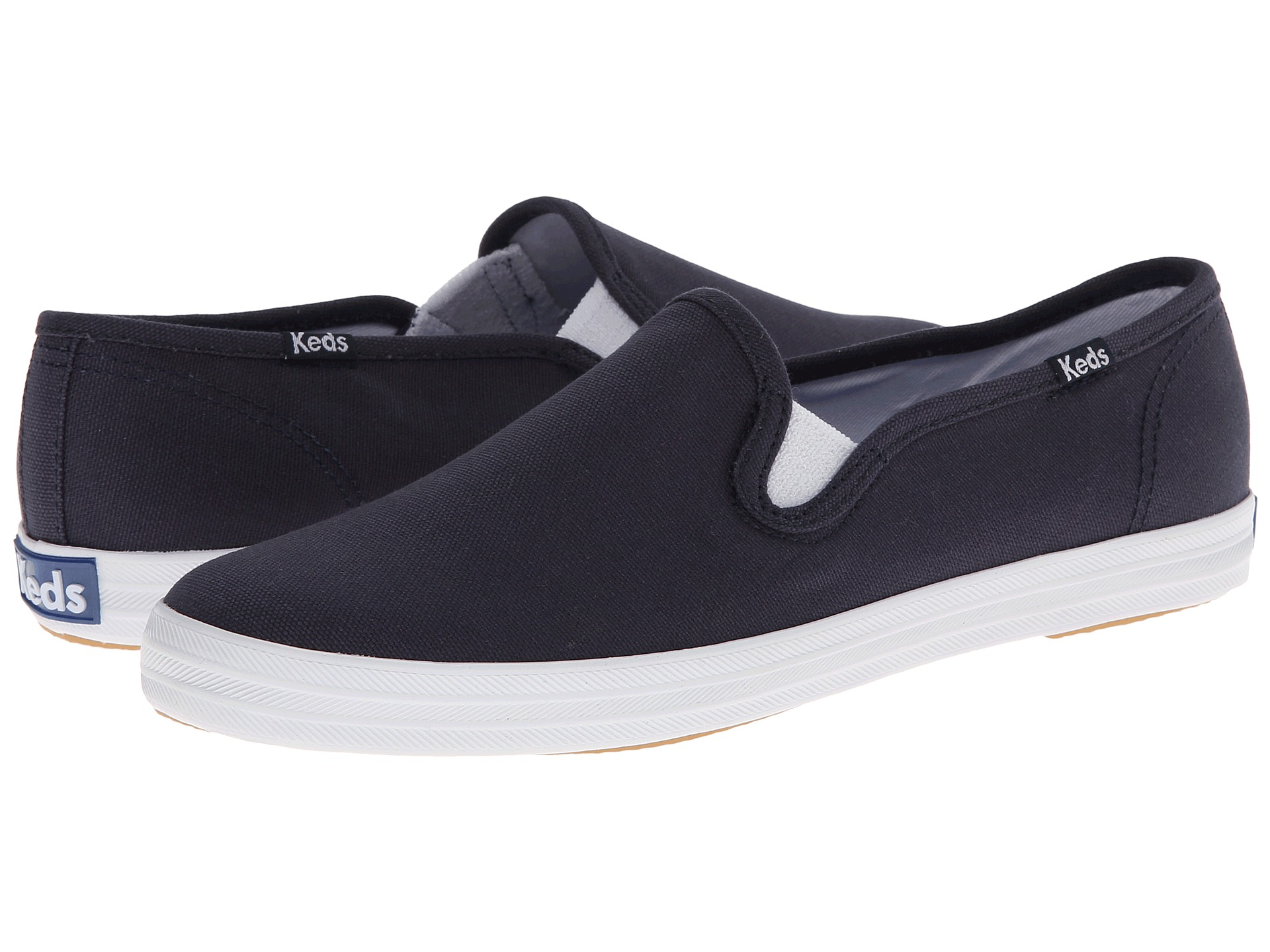 keds chion canvas slip on at zappos