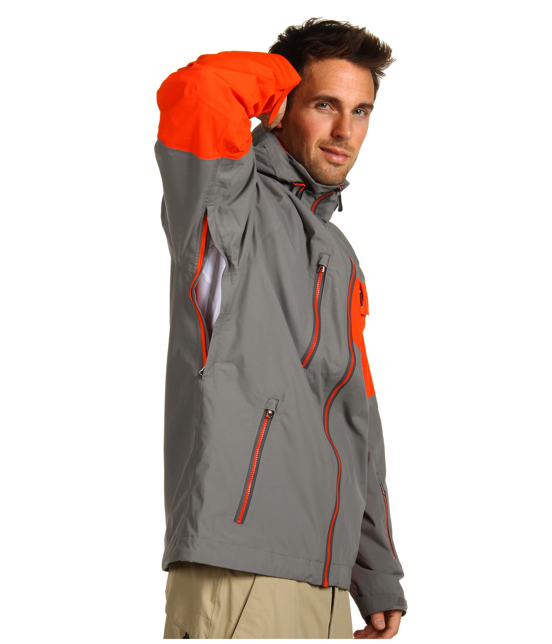 Цветная куртка 12