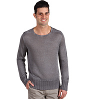 John Varvatos - L/S Shoulder Detail Crew