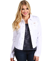 Hudson - Signature Jean Jacket in White