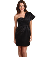 ABS Allen Schwartz - One Shoulder Bow Dress