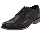 Vintage Shoe Company - Langdon New Brogue (Black Harness) - Footwear