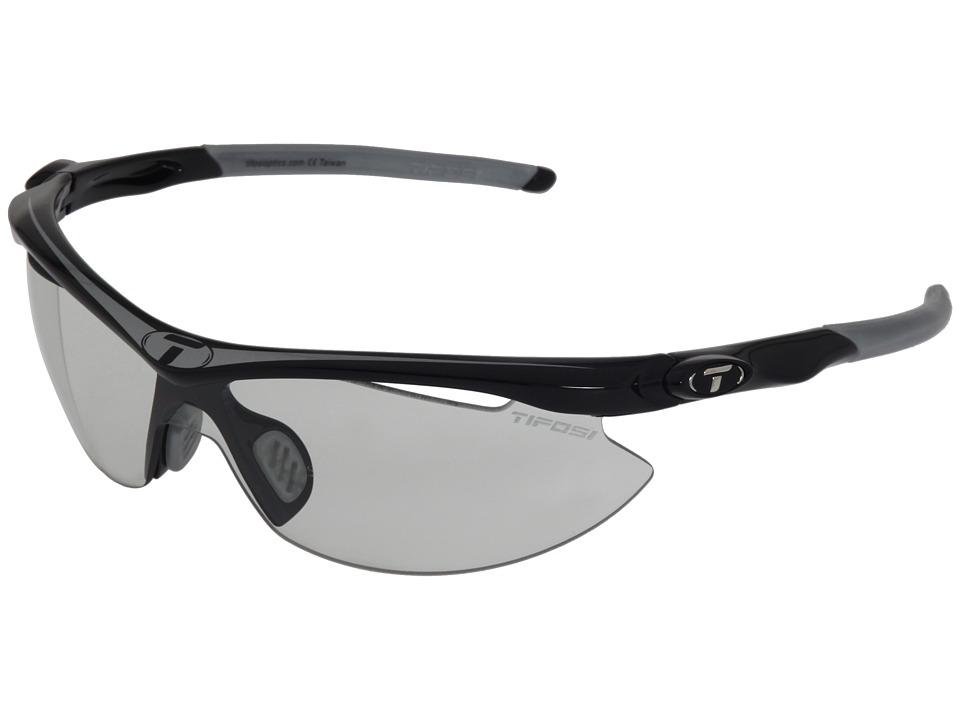 Tifosi Optics - Sliptm Fototectm - Light Night (Race Silver/Light Night Fototec Lens) Sport Sunglasses