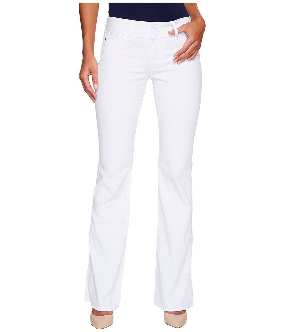 Hudson - Supermodel Signature Boot 36 Inseam in White