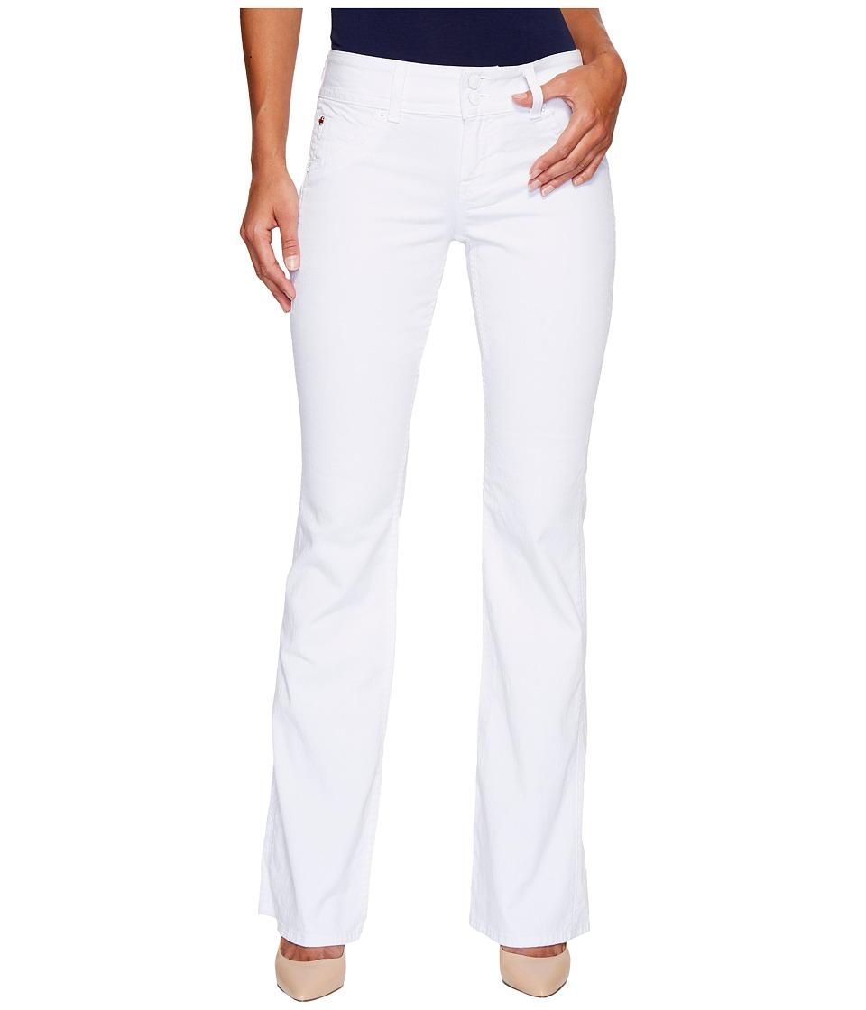 Hudson Supermodel Signature Boot 36 Inseam in White (White) Women