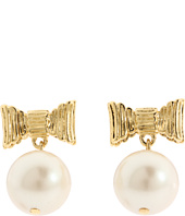 Kate Spade New York - All Wrapped Up Pearl Earrings