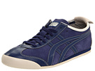 Onitsuka Tiger by Asics - Mexico 66 Suede (Medieval Blue/Medieval Blue) - Footwear