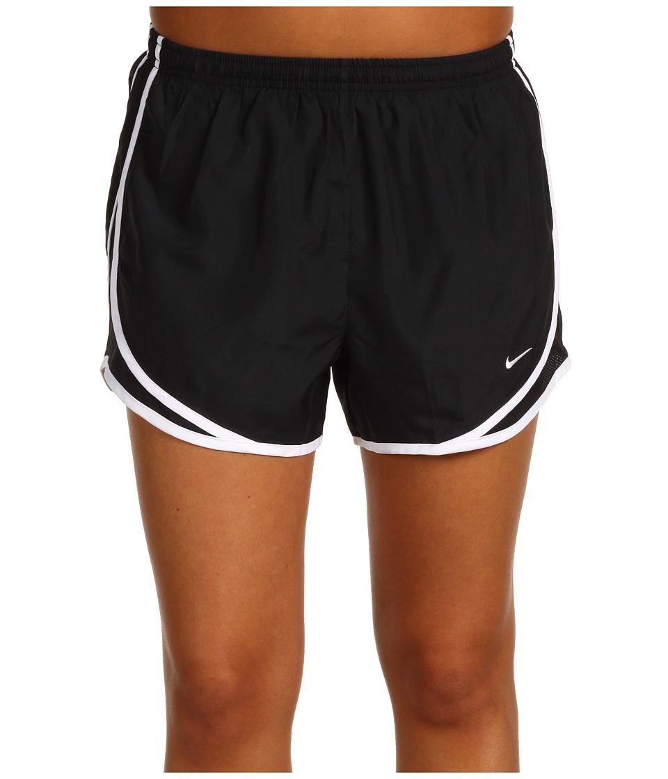 Nike Dri-FIT Tempo Track 3.5 Short (Black/Black/White/White) Women
