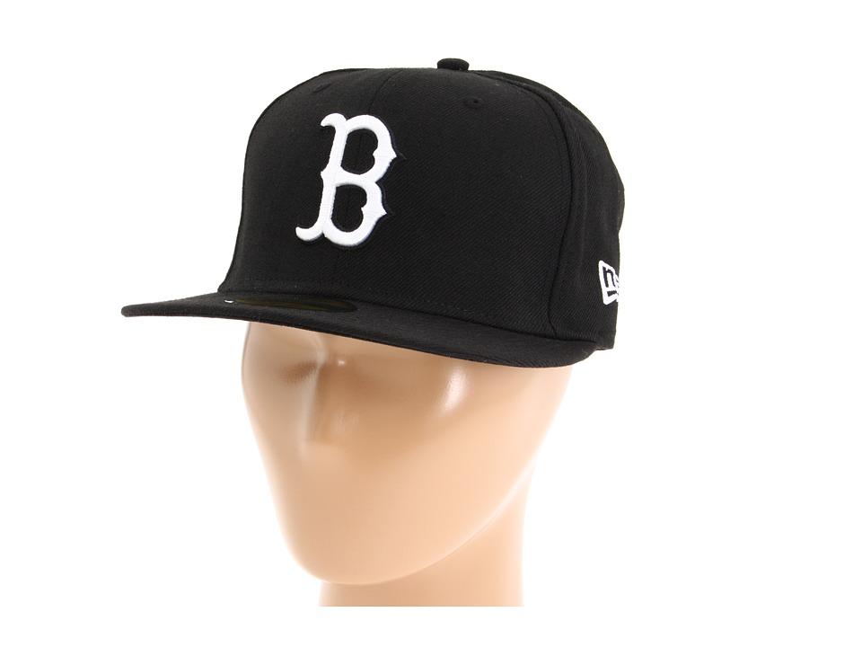 New Era 59FIFTY Boston Red Sox Black Caps