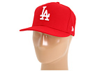 New Era 59FIFTY Los Angeles Dodgers (Scarlet/White)