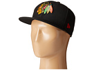 New Era 59FIFTY Chicago Blackhawks (Black)