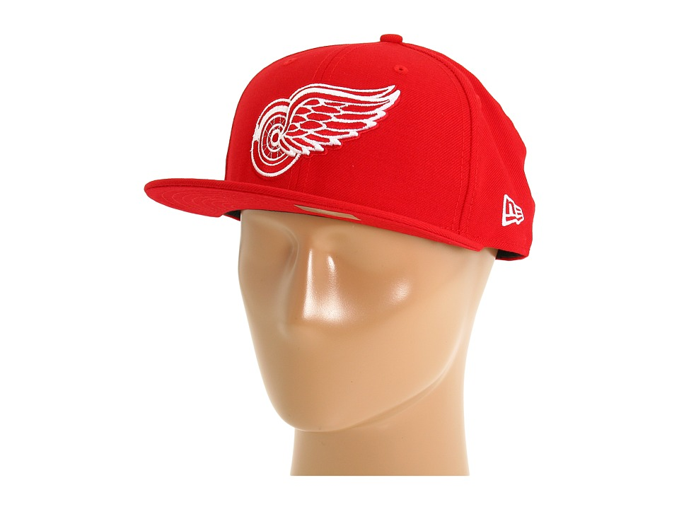 New Era - 59FIFTY Detroit Red Wings