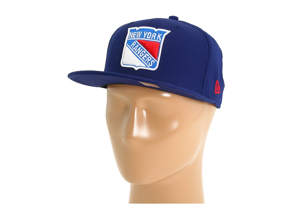 New Era - 59FIFTY New York Rangers