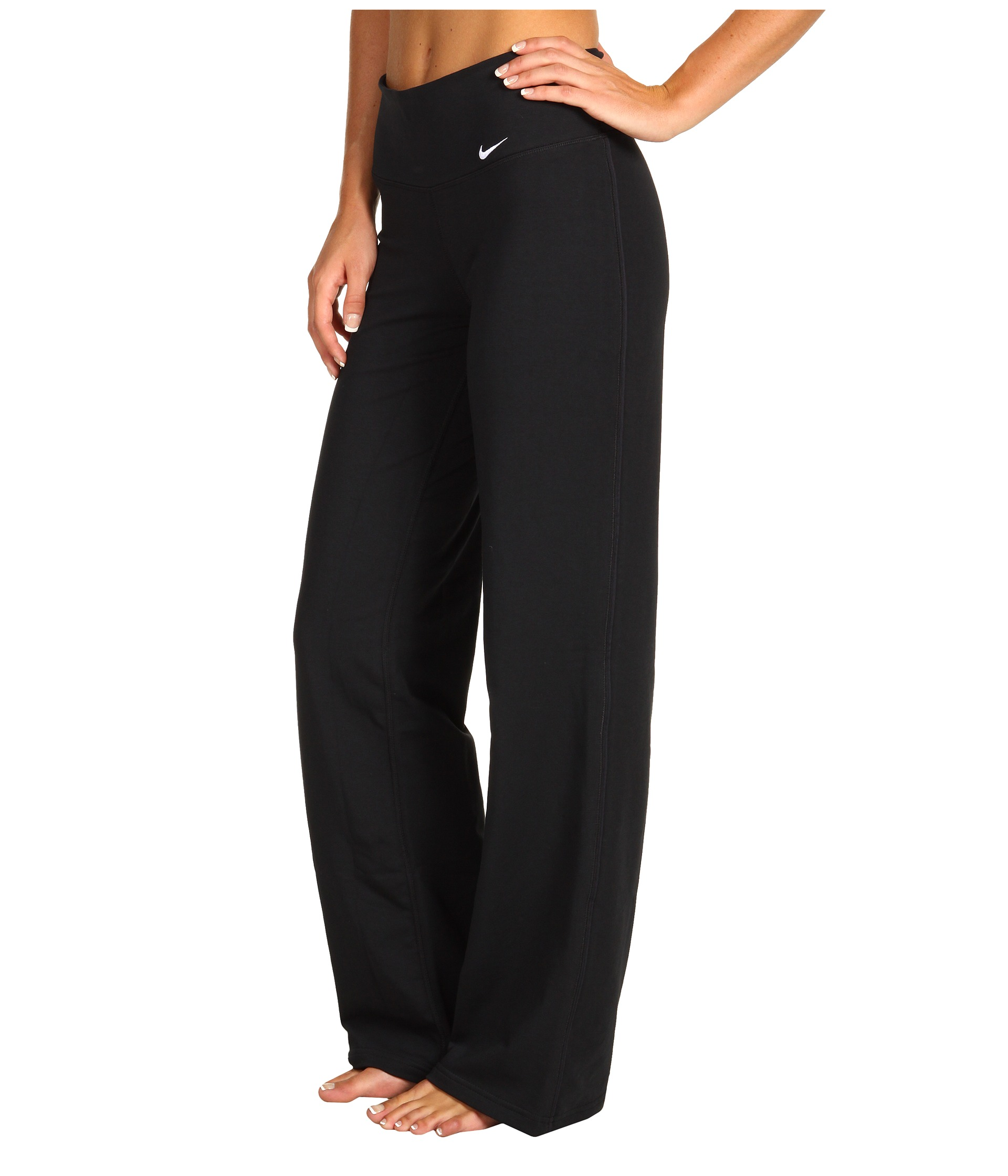 Perfect  Yoga Pants  These Look So Comfy But Kinda Long Not So Good To Be Stepping On Your Pants While Doing Yoga Nike Shoes Nike Roshe Nike Air Max Nike Free Run Women Nike Men Nike Chirldren Nike Want And Have Just ! Nike Free