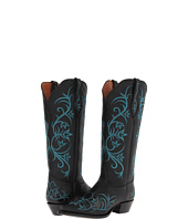 Tony Lama - Signature Series Embroidered Floral Boot