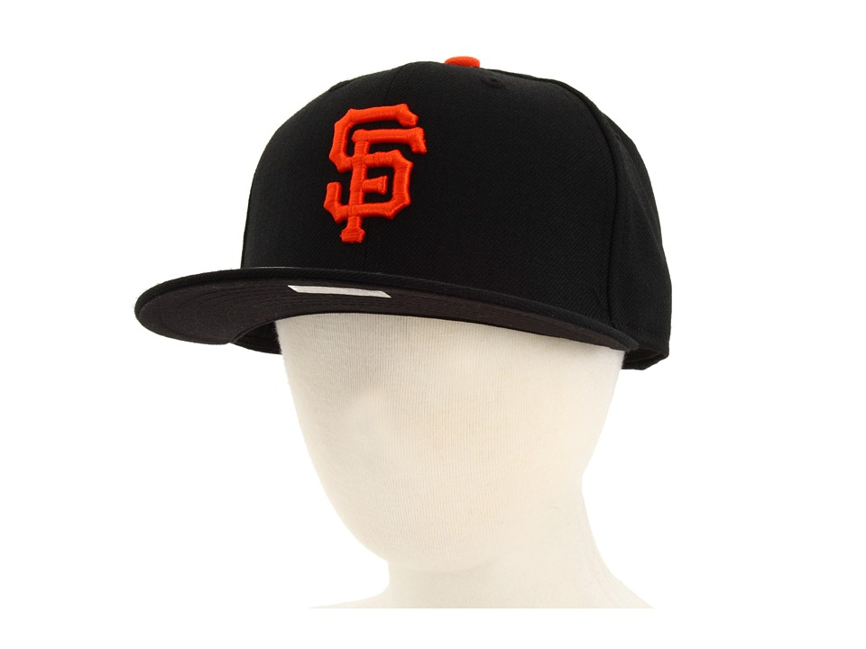 New Era 59FIFTY Authentic On Field San Francisco Giants Youth Game Caps