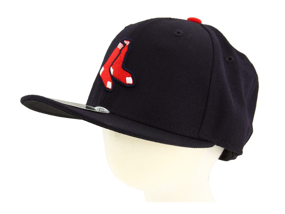 New Era 59FIFTY Authentic On Field Boston Red Sox Youth Alternate Caps
