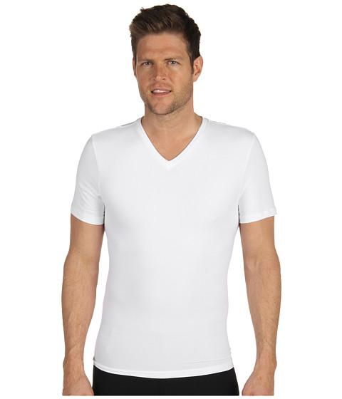 Spanx for Men Cotton Compression V-Neck