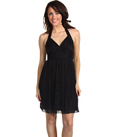BCBGMAXAZRIA - Short Halter Dress