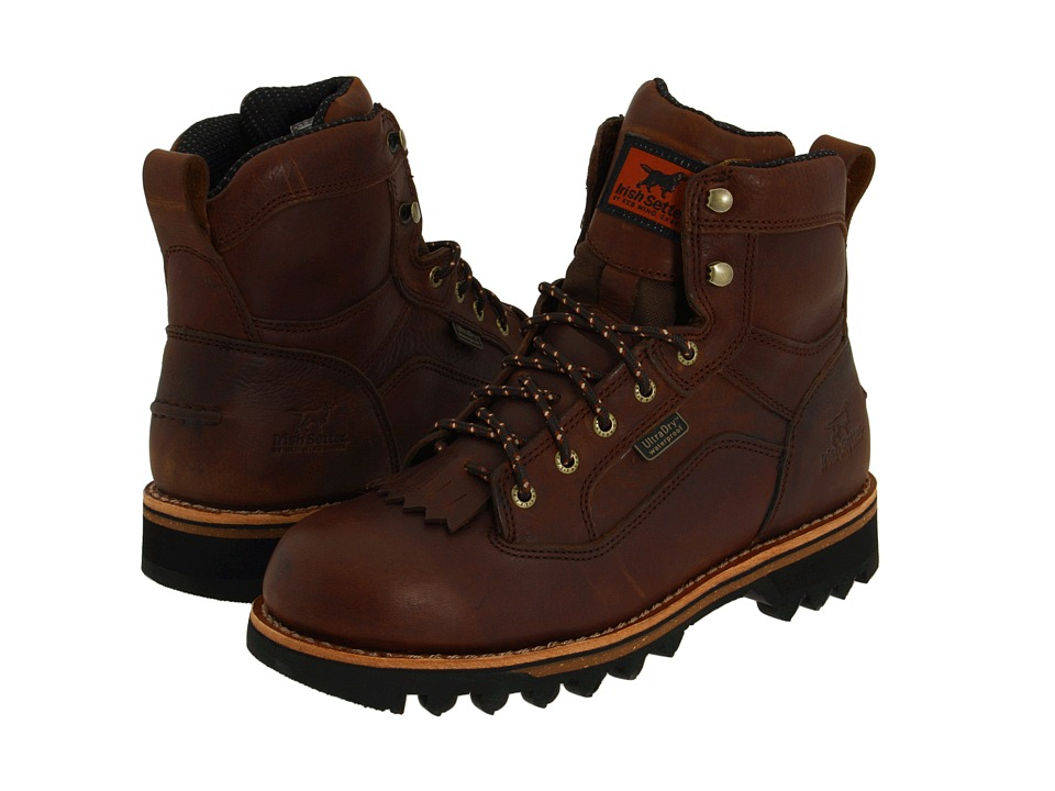 Irish Setter - Trailblazer 867 (Soggy Auburn Leather) Men