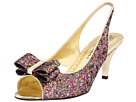J. Renee - Rosina (Multi Glitter Fabric) - Footwear