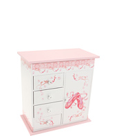 Mele - Cristiana-Girls Ballerina Musical Jewelry Box Top Opening