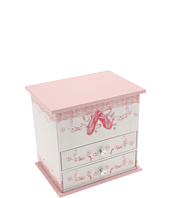 Mele - Angel-Girls Ballerina 2 Drawer Jewelry Box