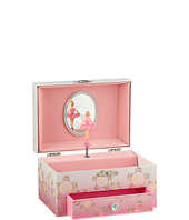 Mele - Ashley-Girls Ballerina Flower Jewelry Box