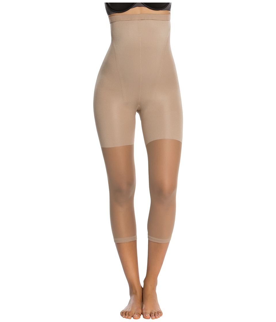 Spanx - In-Powertm Line Super High Footless Shaper (Nude) Hose